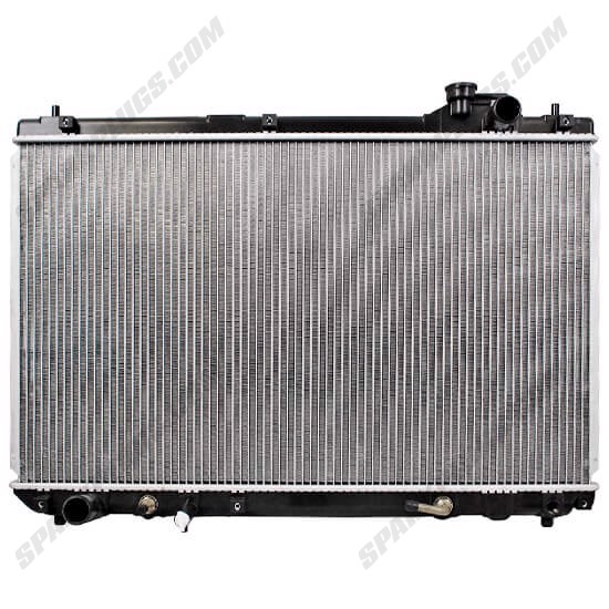 Picture of Denso 221-3166 OE Replacement Radiator