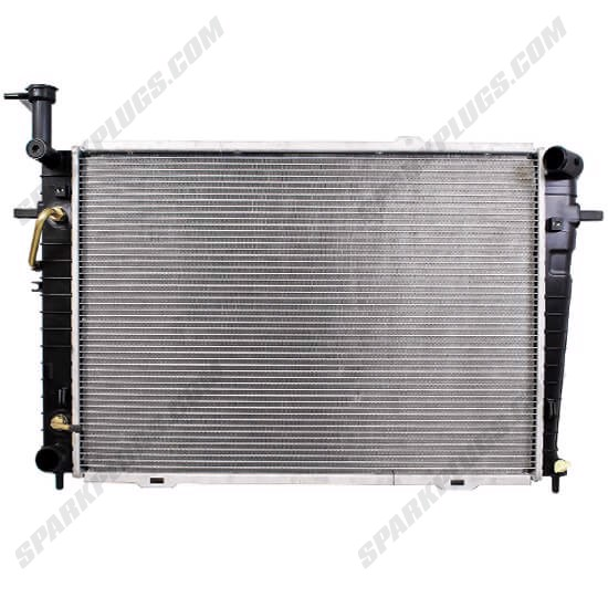 Picture of Denso 221-3710 OE Replacement Radiator