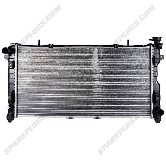 Picture of Denso 221-7010 OE Replacement Radiator