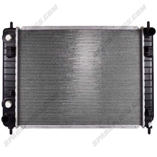 Picture of Denso 221-9017 OE Replacement Radiator