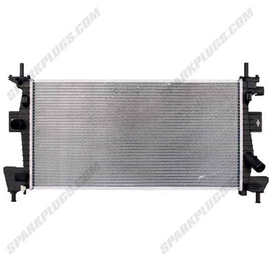 Picture of Denso 221-9031 OE Replacement Radiator