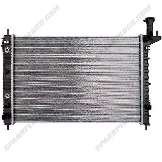 Picture of Denso 221-9036 OE Replacement Radiator