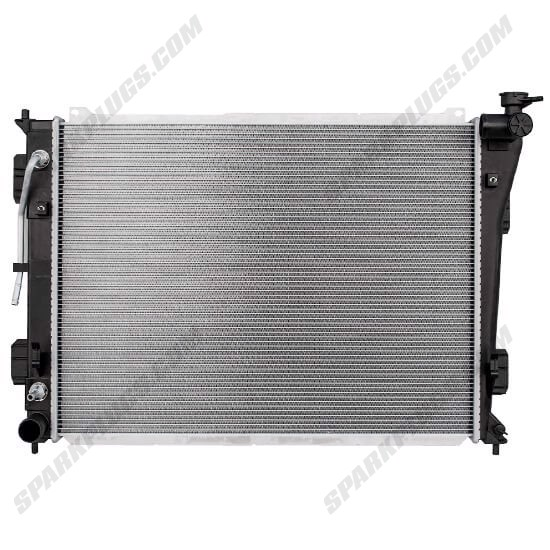 Picture of Denso 221-9041 OE Replacement Radiator