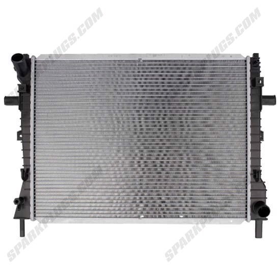 Picture of Denso 221-9045 OE Replacement Radiator