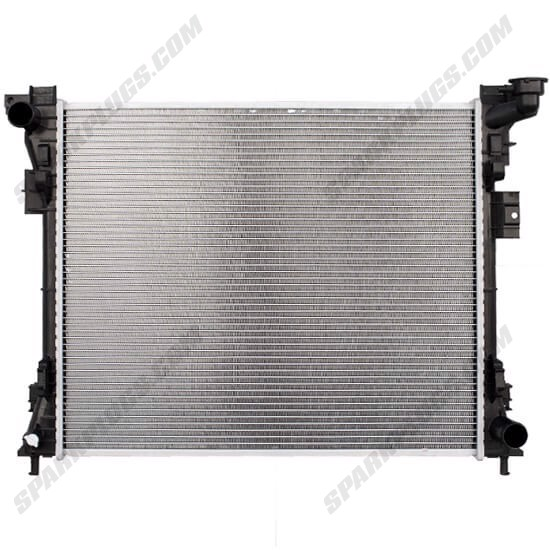 Picture of Denso 221-9099 OE Replacement Radiator