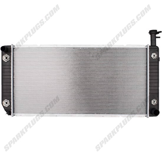 Picture of Denso 221-9124 OE Replacement Radiator