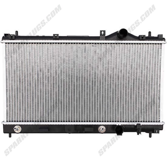 Picture of Denso 221-9142 OE Replacement Radiator