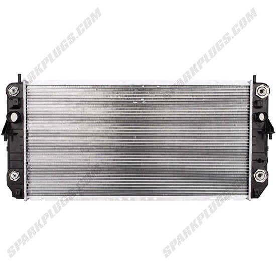 Picture of Denso 221-9156 OE Replacement Radiator