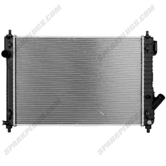 Picture of Denso 221-9162 OE Replacement Radiator