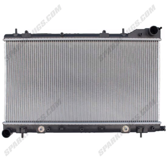 Picture of Denso 221-9185 OE Replacement Radiator