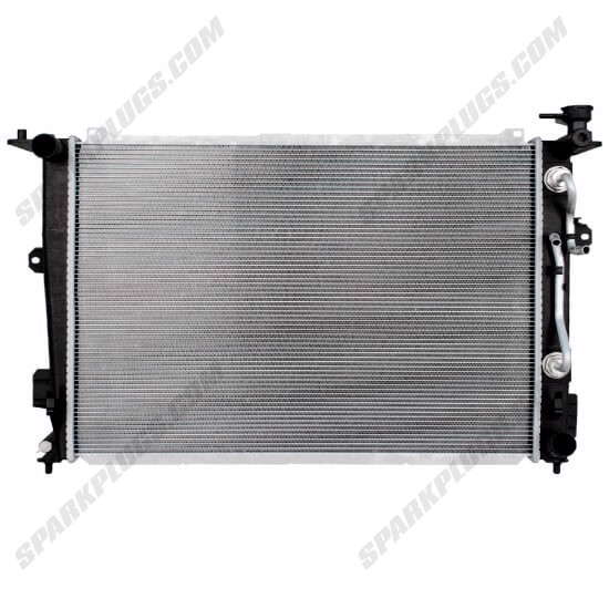Picture of Denso 221-9188 OE Replacement Radiator