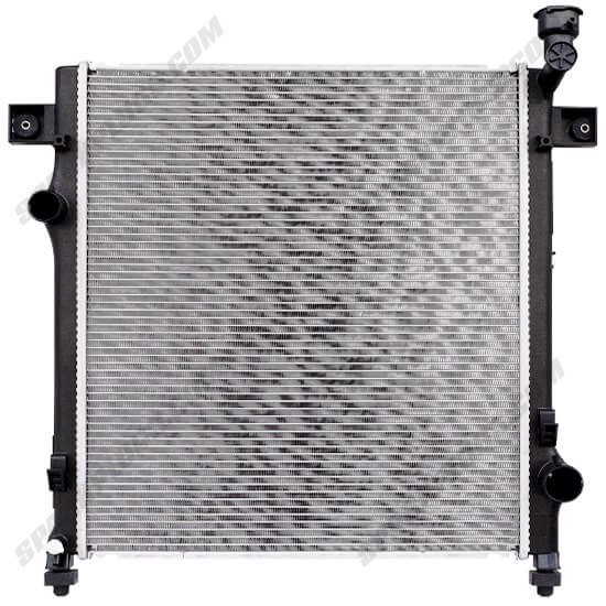 Picture of Denso 221-9232 OE Replacement Radiator