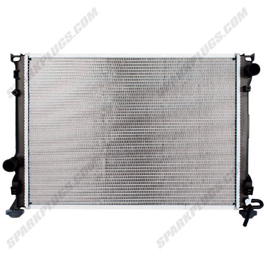 Picture of Denso 221-9250 OE Replacement Radiator