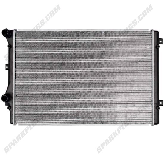 Picture of Denso 221-9264 OE Replacement Radiator