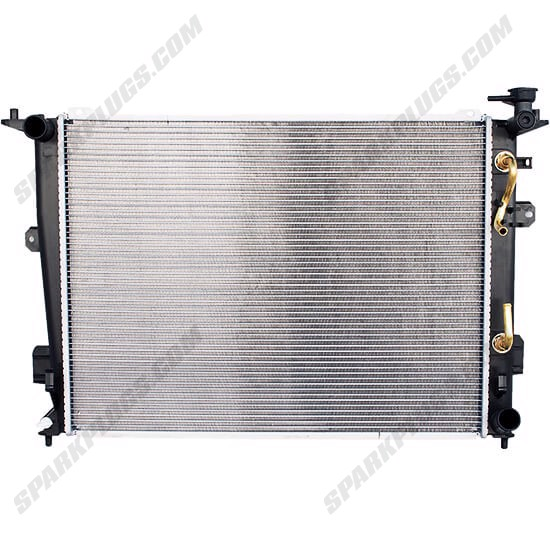 Picture of Denso 221-9292 OE Replacement Radiator