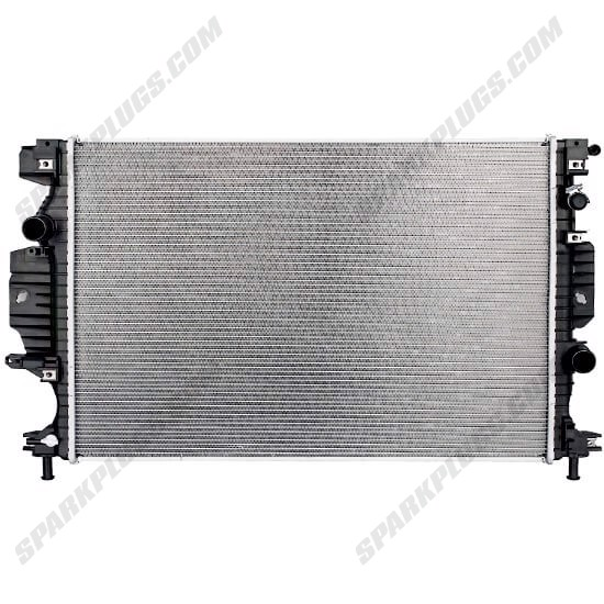 Picture of Denso 221-9304 OE Replacement Radiator