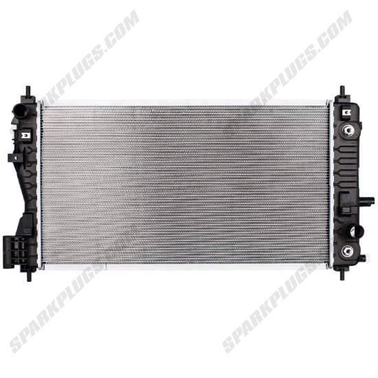 Picture of Denso 221-9310 OE Replacement Radiator