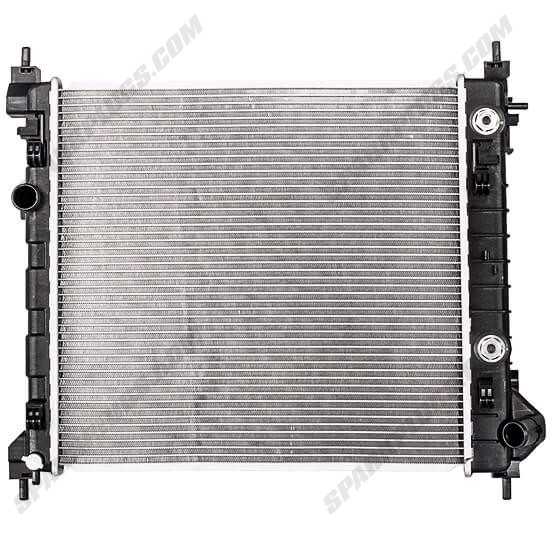 Picture of Denso 221-9318 OE Replacement Radiator