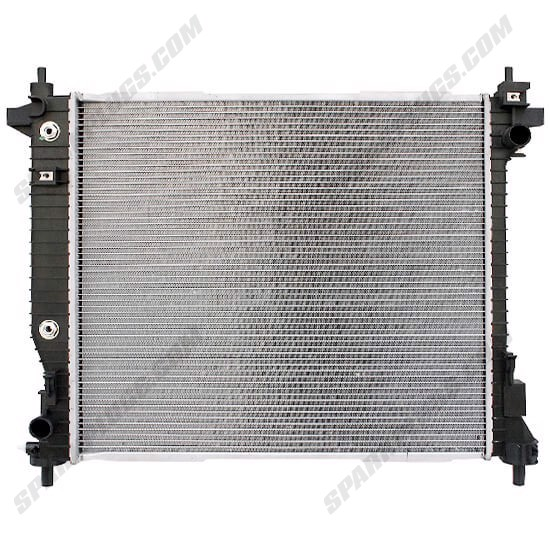 Picture of Denso 221-9319 OE Replacement Radiator