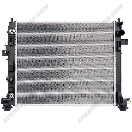 Picture of Denso 221-9321 OE Replacement Radiator