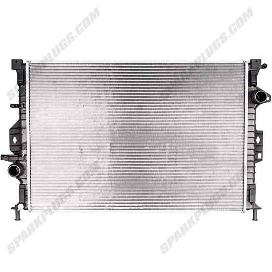 Picture of Denso 221-9322 OE Replacement Radiator