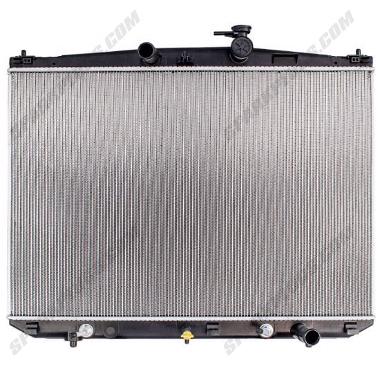 Picture of Denso 221-9351 OE Replacement Radiator