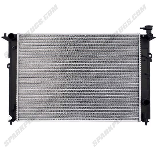 Picture of Denso 221-9372 OE Replacement Radiator