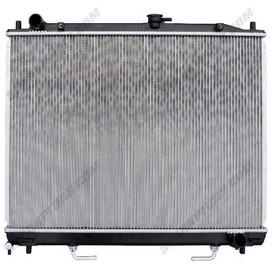Picture of Denso 221-9379 OE Replacement Radiator
