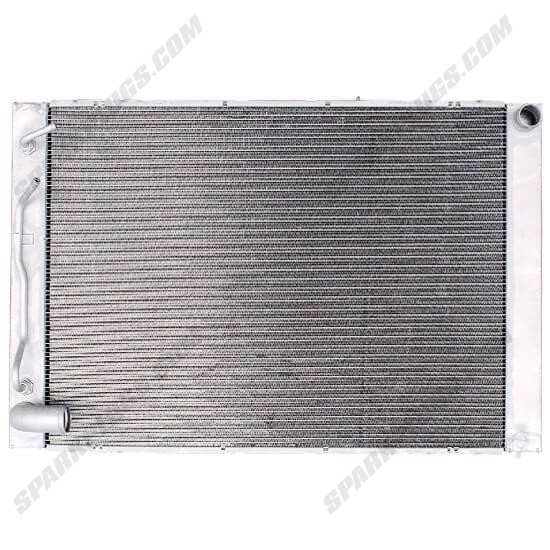 Picture of Denso 221-9386 OE Replacement Radiator