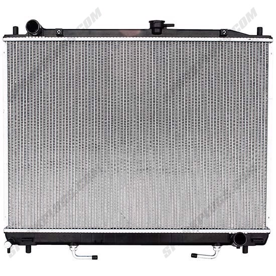 Picture of Denso 221-9396 OE Replacement Radiator