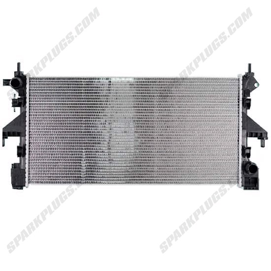 Picture of Denso 221-9408 OE Replacement Radiator