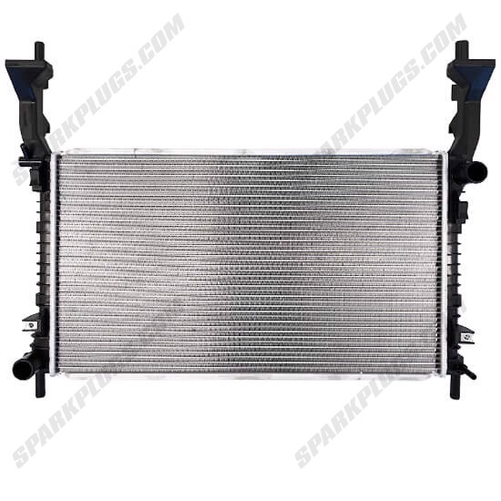 Picture of Denso 221-9424 OE Replacement Radiator