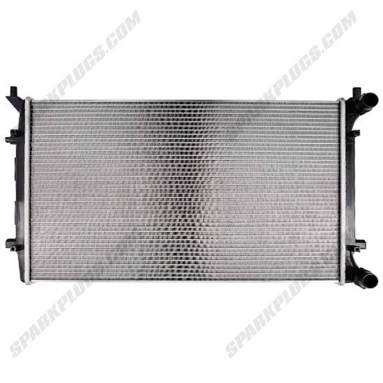 Picture of Denso 221-9476 OE Replacement Radiator
