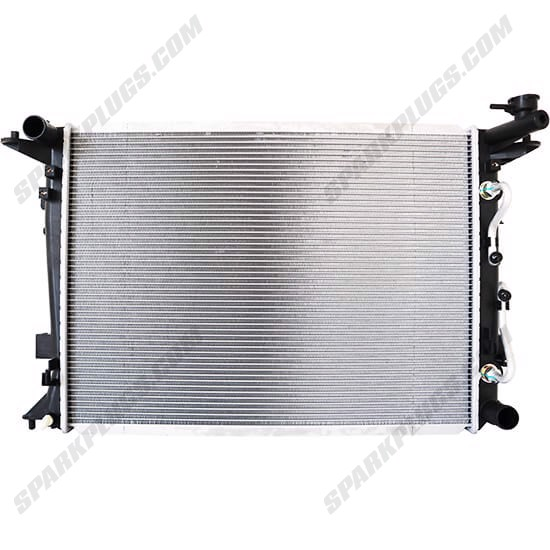 Picture of Denso 221-9521 OE Replacement Radiator