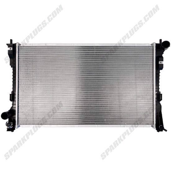Picture of Denso 221-9528 OE Replacement Radiator