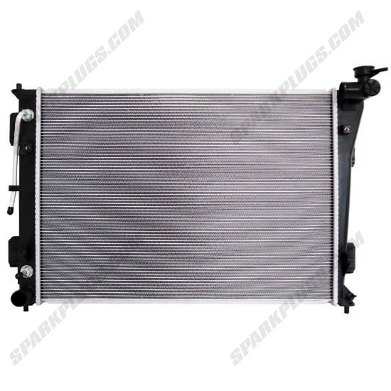 Picture of Denso 221-9543 OE Replacement Radiator