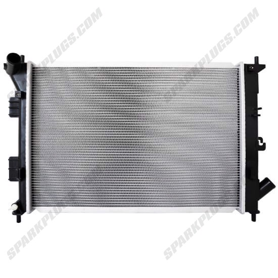 Picture of Denso 221-9552 OE Replacement Radiator