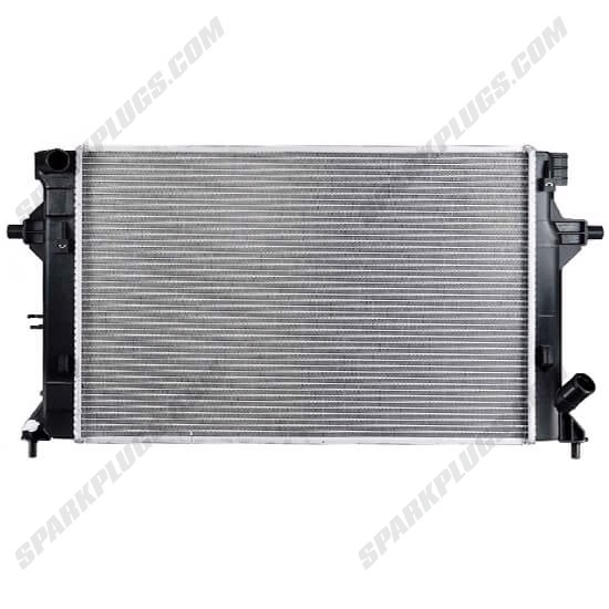 Picture of Denso 221-9567 OE Replacement Radiator