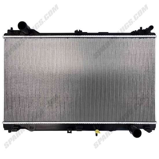 Picture of Denso 221-9578 OE Replacement Radiator
