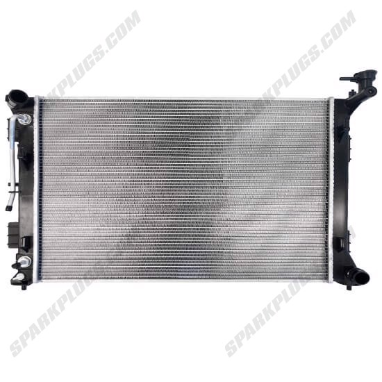 Picture of Denso 221-9600 OE Replacement Radiator
