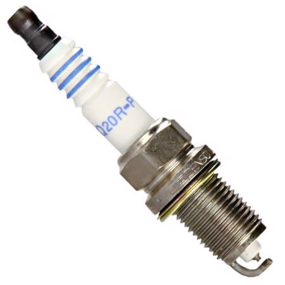 Picture of Denso 3113 PQ20R-P8 Double Platinum Spark Plug