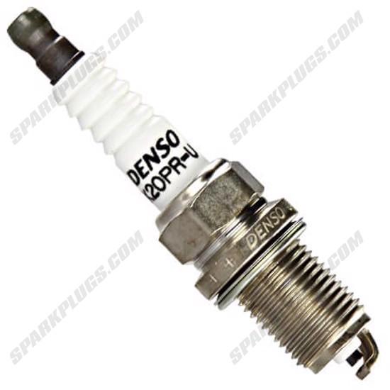 Picture of Denso 3276 K20P-U Nickel U-Groove Spark Plug