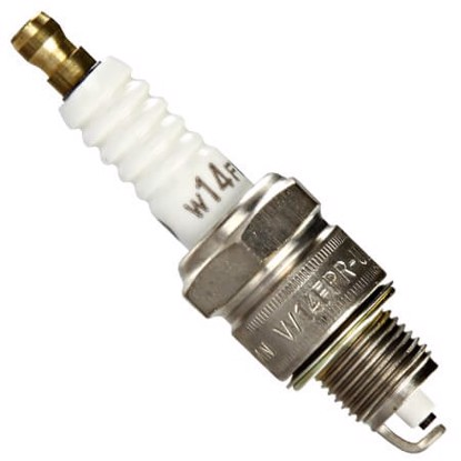Picture of Denso 4016 W14FPR-UL Nickel U-Groove Spark Plug