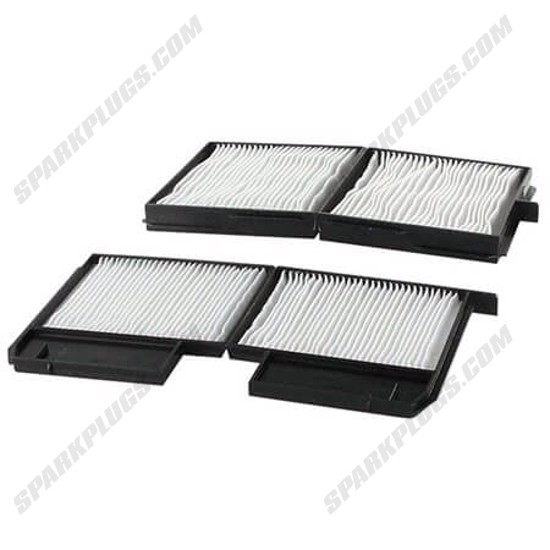 Picture of Denso 453-1004 Particulate-Electrostatic Cabin Air Filter