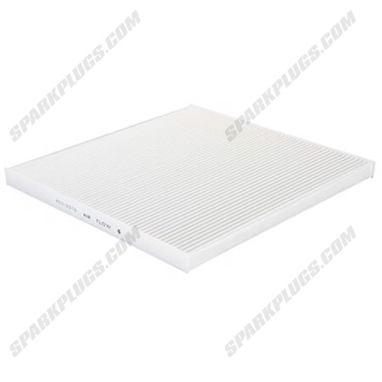 Picture of Denso 453-6076 Particulate-Electrostatic Cabin Air Filter