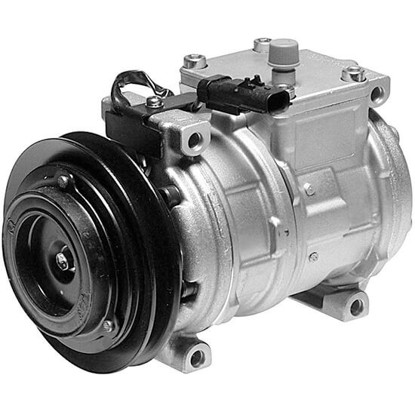 Picture of Denso 471-0105 New A/C Compressor with Clutch
