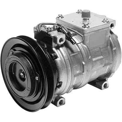 Picture of Denso 471-0106 New A/C Compressor with Clutch