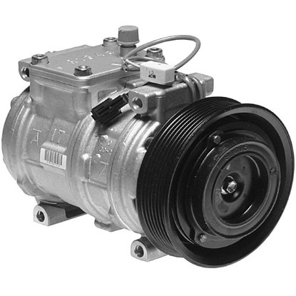 Picture of Denso 471-0108 A/C Compressor
