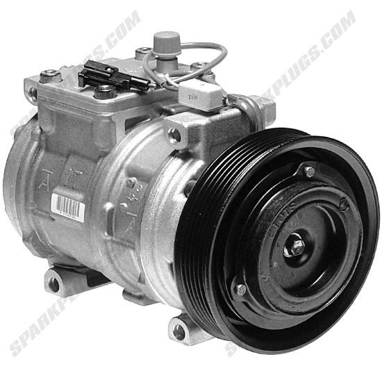 Picture of Denso 471-0109 A/C Compressor