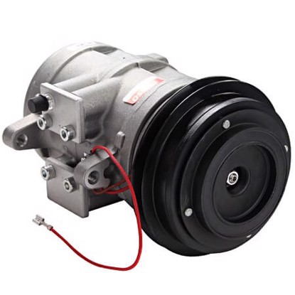 Picture of Denso 471-0122 Remanufactured A/C Compressor with Clutch